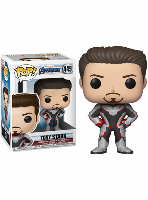 Funko POP! Tony Stark - Vengadores: Endgame
