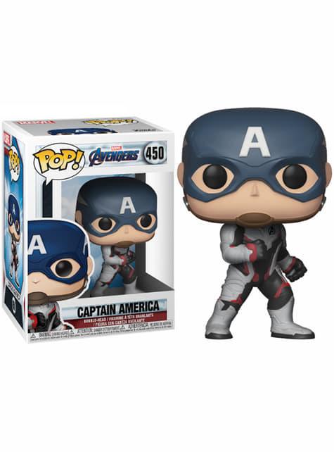 Funko POP! Capitán América - Vengadores: Endgame
