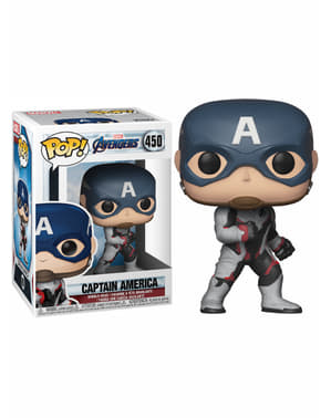 Funko POP! קפטן אמריקה - נוקמים: Endgame