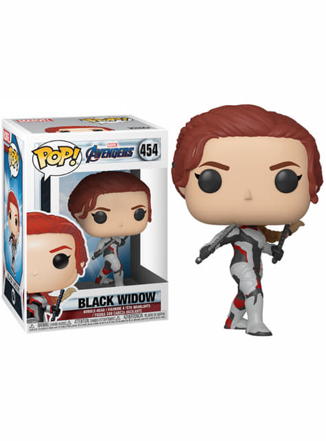 Funko POP! Black Widow - Avengers: Endgame