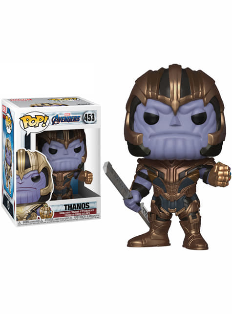 Funko POP! Thanos - Avengers: Endgame