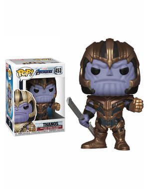 Funko POP! Thanos - Vengadores: Endgame