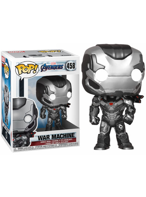 Funko POP! War Machine - Avengers: Endgame