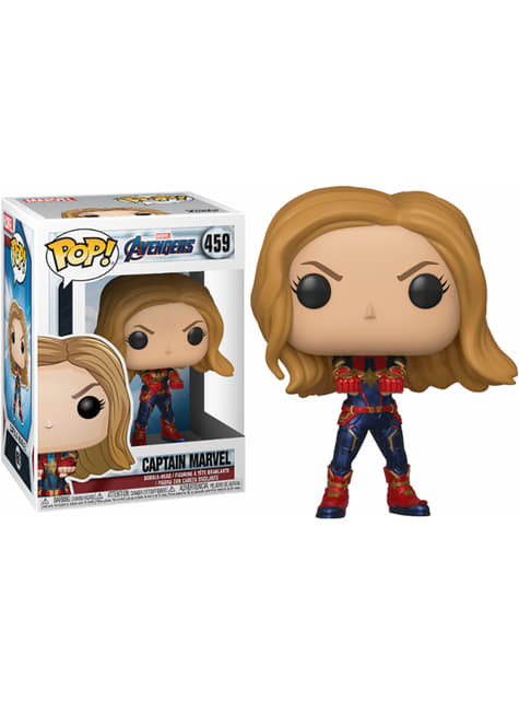Funko POP! Captain Marvel - Avengers: Endgame