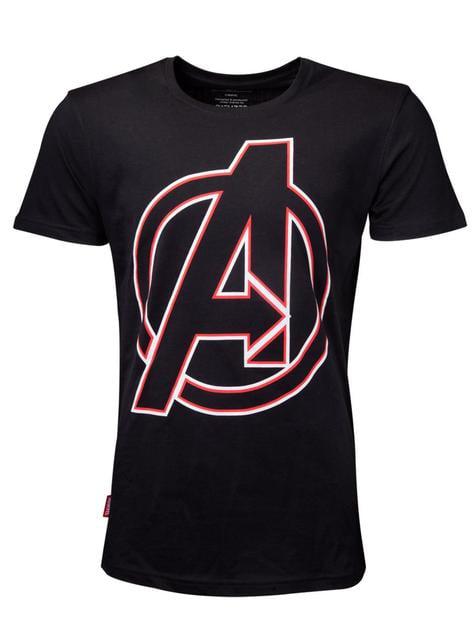 The Avengers Heroes T-Shirt - Avengers: Endgame