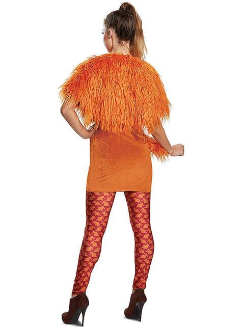 Déguisement Mr Snuffleupagus femme -Sesame Street