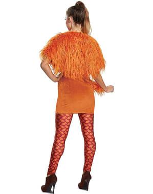 Mr Suffleupagus kostyme til dame - Sesame Street