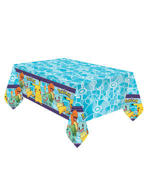 Plastic Pokemon table cloth