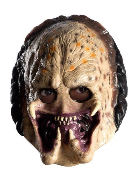 Máscara de Depredador Alien vs Predator para niño
