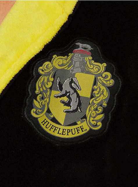 Albornoz de Hufflepuff para hombre - Harry Potter - barato