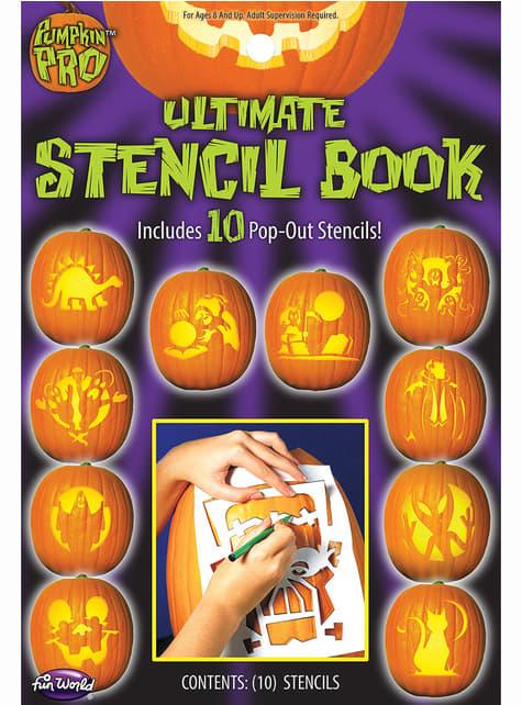 10 pumpkin stencils