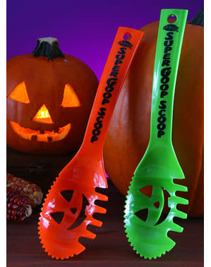 Big pumpkin spoon