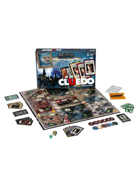 Cluedo Harry Potter en anglais