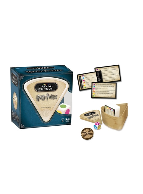 Trivial Pursuit de Harry Potter en inglés