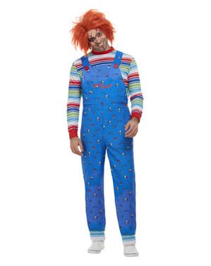 Chucky kostume til mænd