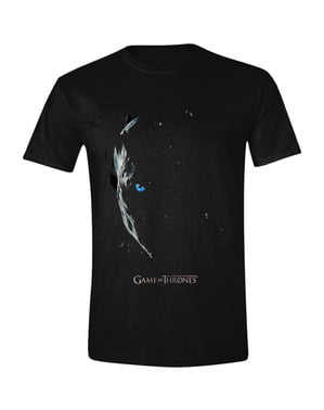 T-shirt de Game of Thrones Night King para homem