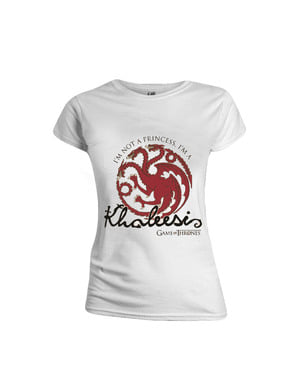 Game of Thrones Not a Princess T-Shirt til kvinder