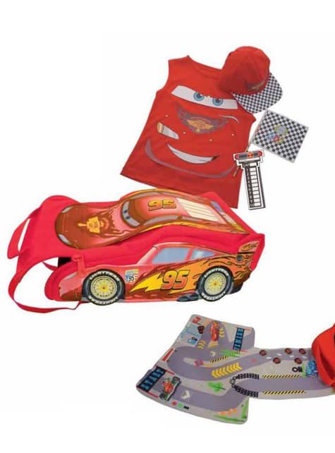 Kit mochila Cars 2