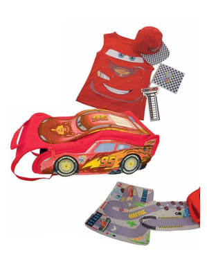 Cars 2 backpack kit