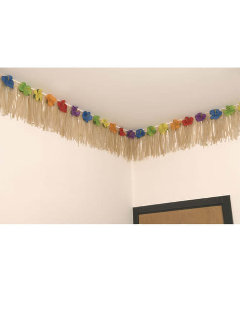 Hawaiian Decoration Garland