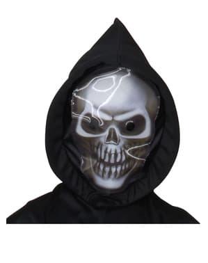 Angstaanjagende Magere Hein Kostuum voor kinderen