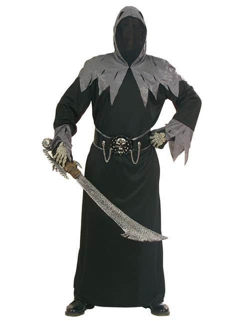 Disfraz de caballero de la muerte infantil