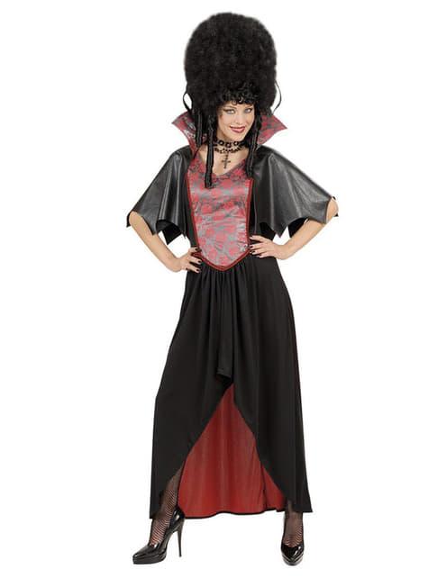 Fato de vampiresa barroca para mulher