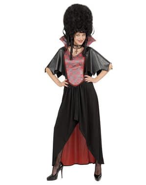 Barocke Vampirin Kostüm für Damen
