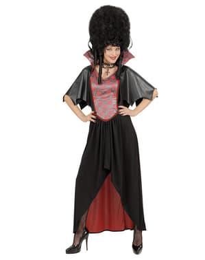 Déguisement de vampiresse baroque pour femme
