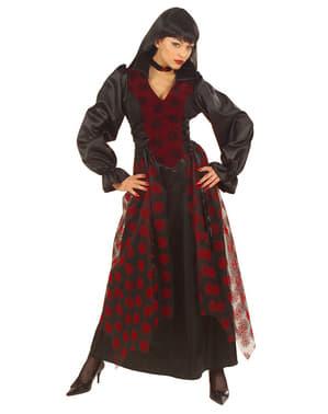 Viktorianische Vampirin Kostüm für Damen