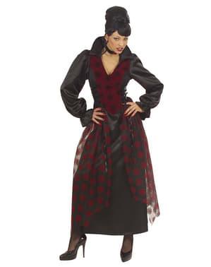 Costume da vampira vittoriana da donna