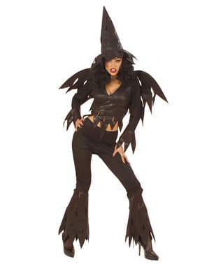 Womens Seductive Witch Costume
