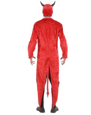 Costume da diavolo elegante per uomo