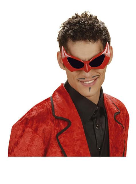 Rød Djevel Briller