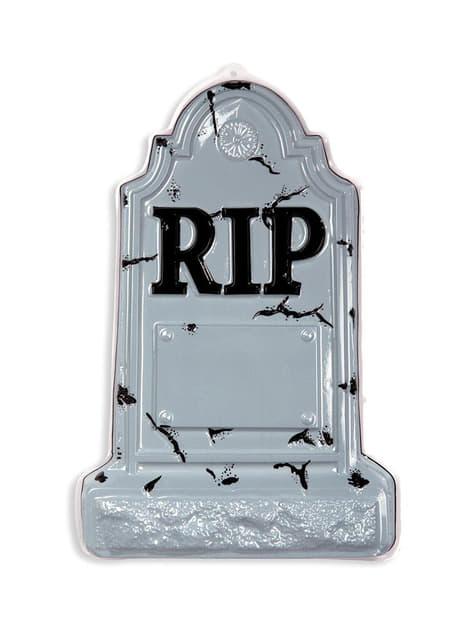 Tumba decorativa RIP