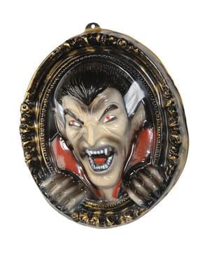 Dracula-Bild Wanddeko