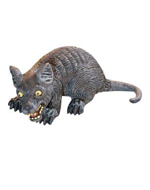 Scheußliche Ratte dekorative Figur