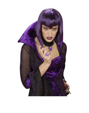 Anel da ordem da pedra púrpura