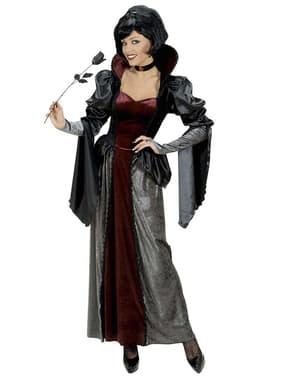 Disfraz de princesa vampiresa para mujer
