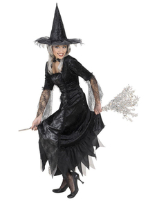 Costumi da strega. Vestiti da mago ¡Abracadabra!  c70f7ff5c8c5