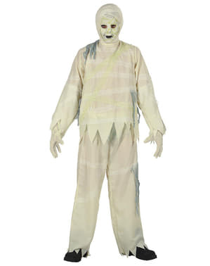 Mumie Zombie Maskeraddräkt Barn