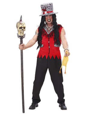 Mens Voodoo Priest Costume