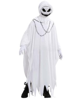 Costum de fantomă spectral pentru băiat