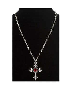 Order of the Red Stone Necklace
