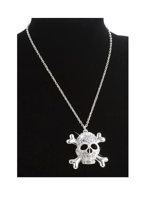 Skull Light Pirate Necklace