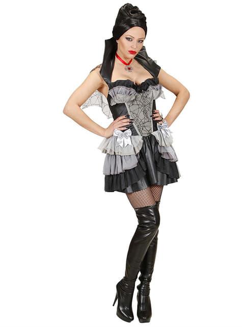 Disfraz de vampiresa del lejano oeste para mujer