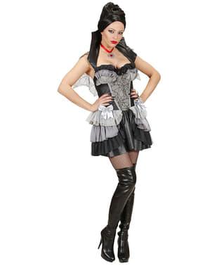 Far West Vampier kostuum voor vrouw