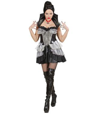 Vampirin des Wilden Westens Kostüm für Damen