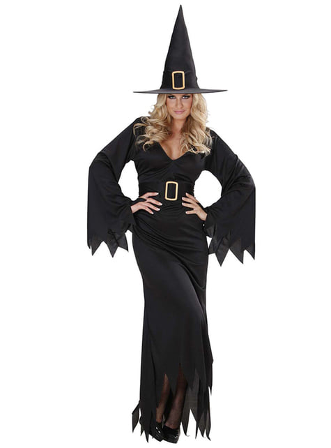 Womens Sophisticated Witch Costume