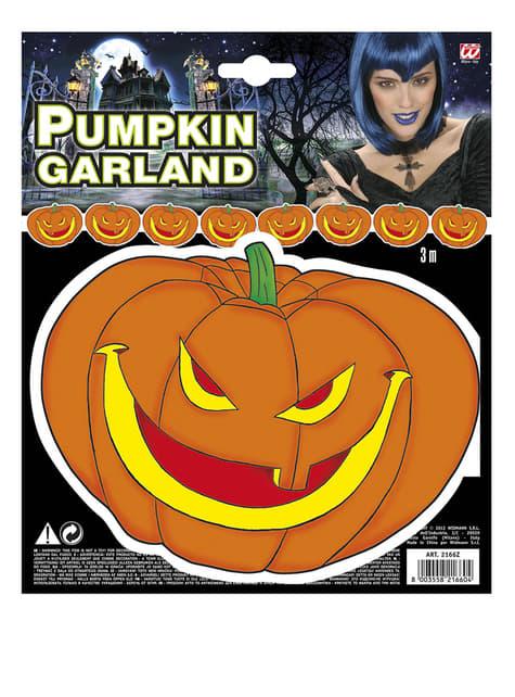 Evil Pumpkin Bunting